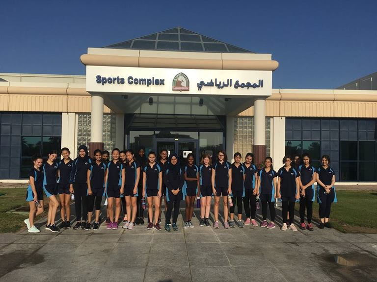 Year 9 @ Sharjah Womens College