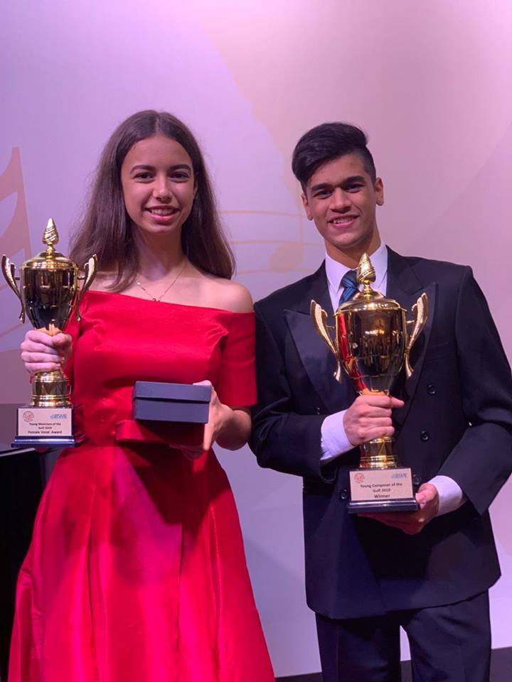 Young Musicians of the Gulf 2019 Winners